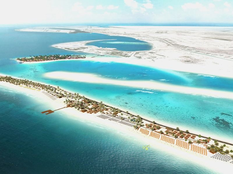 SIR BANI YAS - U.ARAB EMIRATES