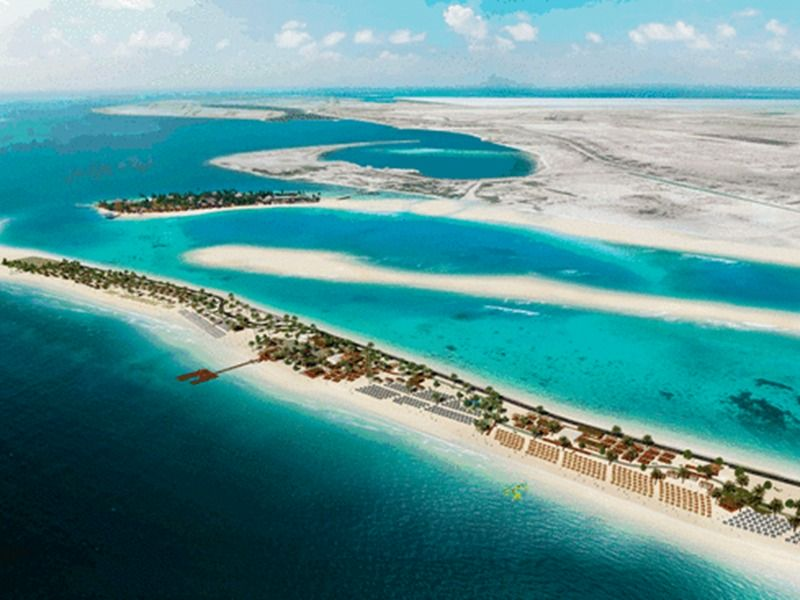 Sir Bani Yas Is - Emirati Arabi