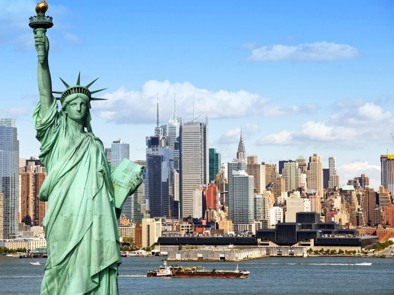 Cape Liberty (New York), Stati Uniti